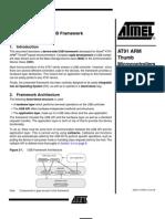 AT91 USB Framework