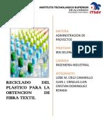 Proyecto Reciclado PVc