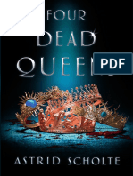 Four Dead Queens by Astrid Scholte (Chapter Sampler)