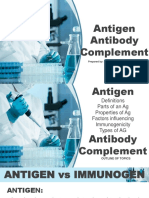 antibody complement