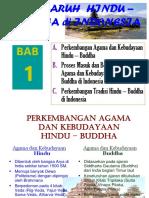 BAB 1Pengaruh Hindu Budha