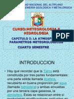 Trabajo de Metereologia-Ing. Ruth