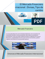 El Mercado Financiero Internacional