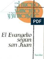 Blank, Josef - El Evangelio según San Juan I.pdf