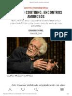 Eduardo Coutinho, Encontros Amorosos