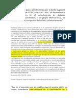 CASACION CORTE SUPREMA R.T.F Y DEVENGADO.pdf