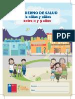 Cuaderno Salud de Ninos y Ninas 0 a 9