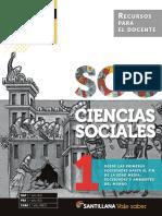 GD Sociales 1 Vs