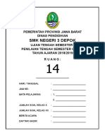 Cover Map Soal