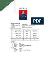 Biodata Penulis
