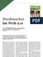 Musikmachen Im Web 2.0 (Üben & Musizieren 5/10)