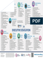 Executive Education Flyer