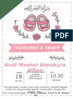 undangan aqiqah mashell 2.doc
