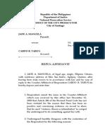 GC 2 Reply Affidavit FINAL