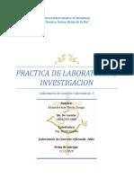 Lab. 1 Concreto