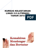 KURSUS KELESTARIAN