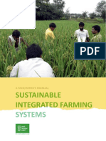 Sustainable Integrated Farming Systems a Facilitators Guide Welthungerhilfe September 2014