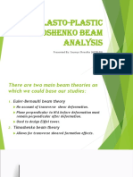 Roll 9 Elasto-plastic Timoshenko Beam Analysis (Saumya Shrestha)