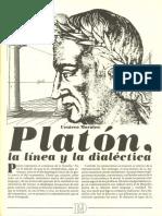 Platón La Linea y La Dialéctica Ensayo