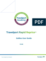 Travelport Agent User Guide
