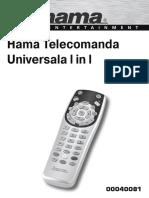 Hama Telecomanda