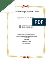 La Mina Ensayo Luis Rodrigo Viteri