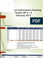 Production Planning Februari 2019