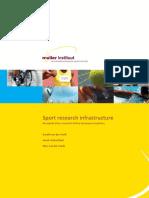 Report Sport Research Infrastructure MI