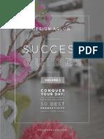 Design Aglow - Success Guides - Productivity