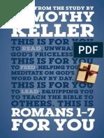 Romans 1-7 For You_ For reading - Timothy Keller.pdf