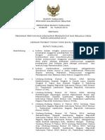 Pedoman Penyusunan Anggaran Pendapatan Dan Belanja Desa Tahun Anggaran 2019