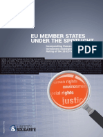 EU MEMBER STATES UNDER THE SPOTLIGHT