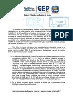 01.Solicitando Al DGP Actualizar El Baremo en Los CGM