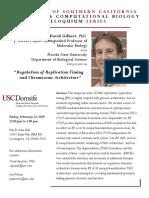 David Gilbert Seminar 2-22-2019