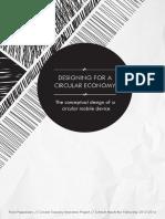 Floras CEIP Report Designing for a Circular Economy