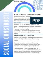 social constructivism  1