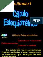 Química PPT - Cálculo Estequiométrico I