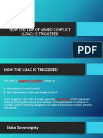 How the Loac is Triggered