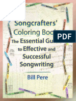 Songcrafters' Coloring Book, The (by Bill Pere)