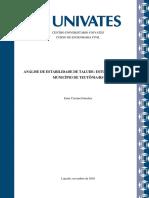 TALUDE ANÁLISE DE RSTABILIDADE_ESTUDO DE CASO .pdf