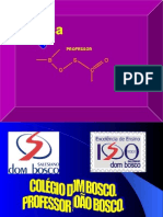 Química PPT - Eletroquímica - Pilha