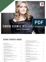 Mio caro Händel Simone - Simone Kermes