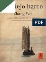 «El viejo barco», de Zhang Wei