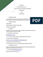 FILOSOFÍA I (Criterios de evaluación)