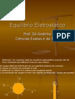 Química PPT - Equilíbrio Eletrostático
