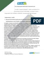 Tipologia B, Testo Argomentativo, La Scienza e l'Uomo, Carlo Rubbia