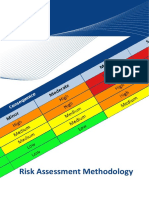 Health and Safety Risk Assessment Methodology