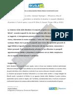 Tipologia C,  tema attualità felicità- Leopardi, Zibaldone Di Pensieri