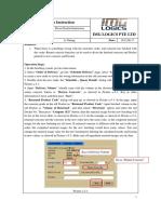 Divert Docket Operation