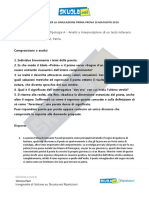 Tipologia a, Giovanni Pascoli, Patria